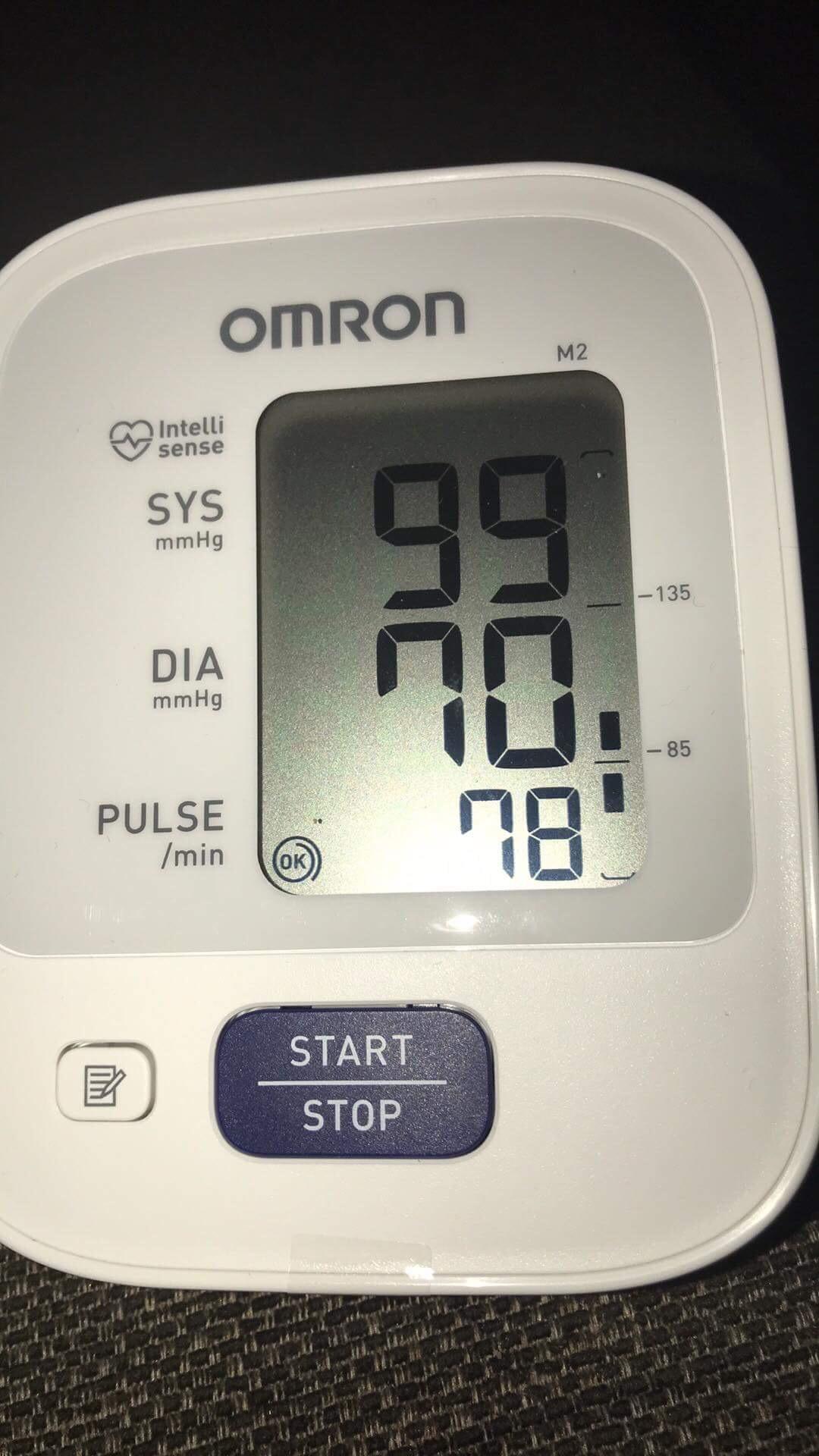 Lågt blodtryck gravid normalt blodtryck