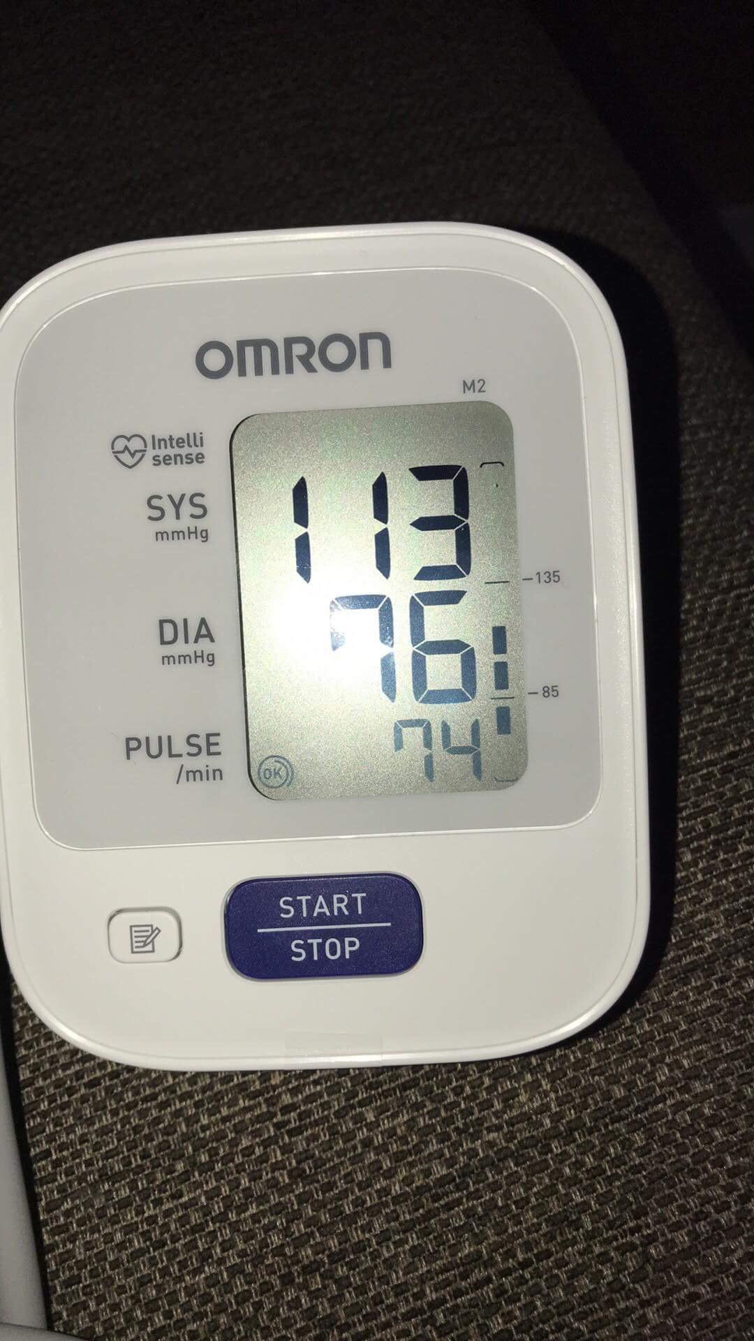 Normalt blodtryck kvinna gravid