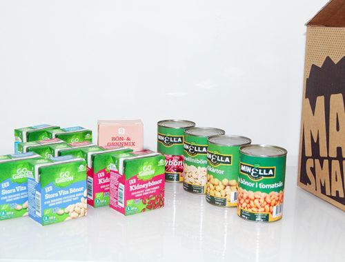 Bönor näringsvärde hälsofördelar