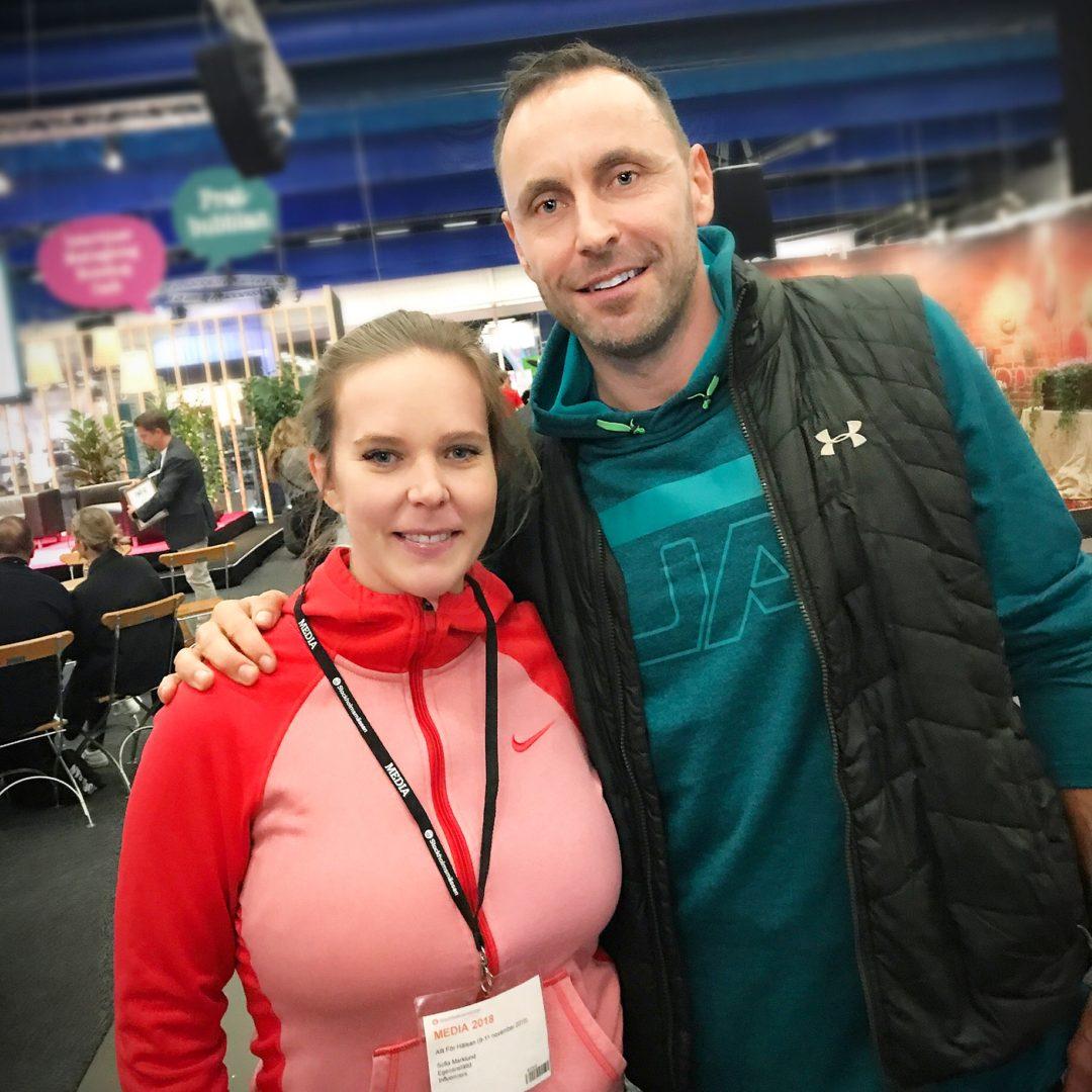 Allt för hälsan 2018 Fitnessfia Mattias Sunneborn