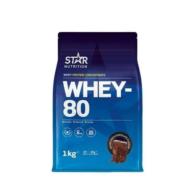Proteinpulver choklad Star Nutrition