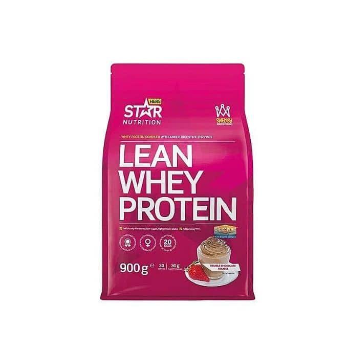 Proteinpulver för kvinnor Star nutrition proteintillskott kvinna