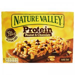 nature valley proteinbar utan sötningsmedel