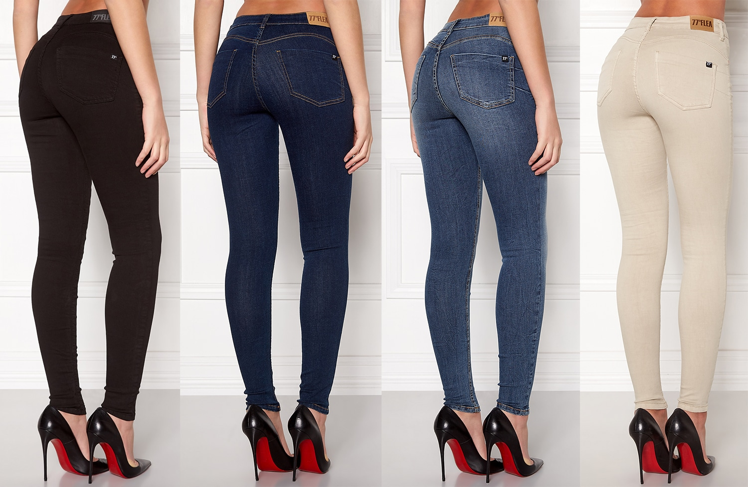 shaping jeans push up jeans snygg rumpa