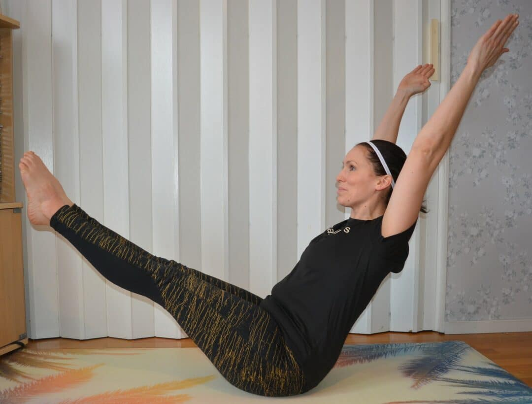 pilates introduktion grunder nybörjare
