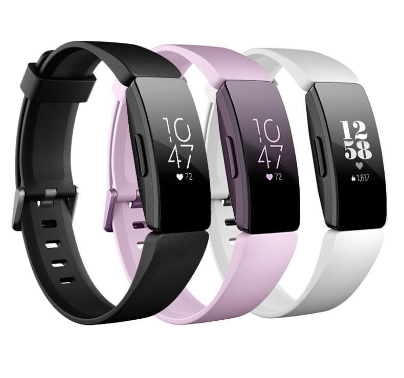 Bästa Fitbit modell Inspire HR svart armband fitbit