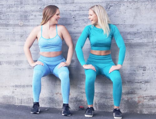 Träningstights I can I will träningskläder review rabattkod