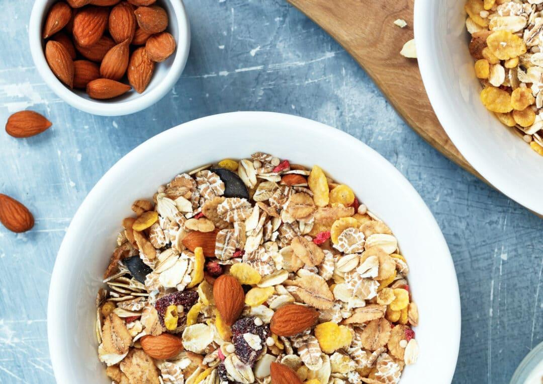 musli proteinrik proteinmusli proteinmuesli näringsinnehåll