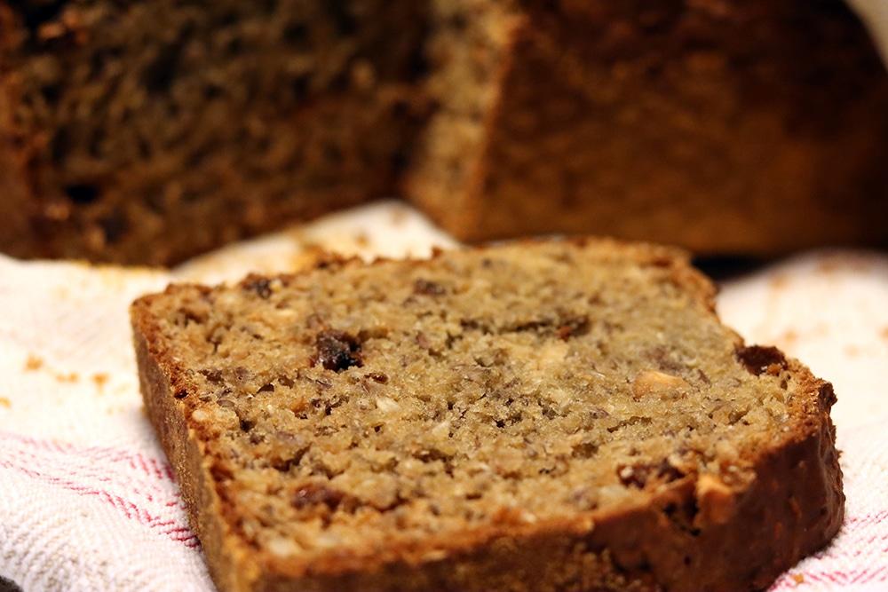 recept lingonbröd med russin nötter solrosfrön