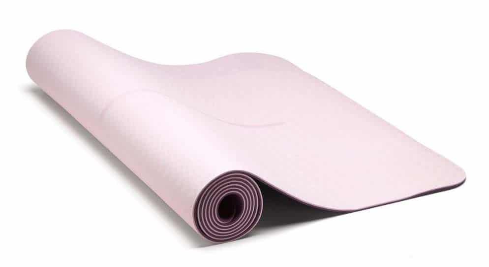 casall yogamatta rosa lila