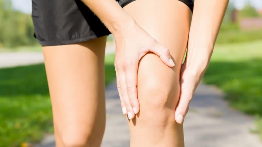 knäproblem träning som är bra för knäna