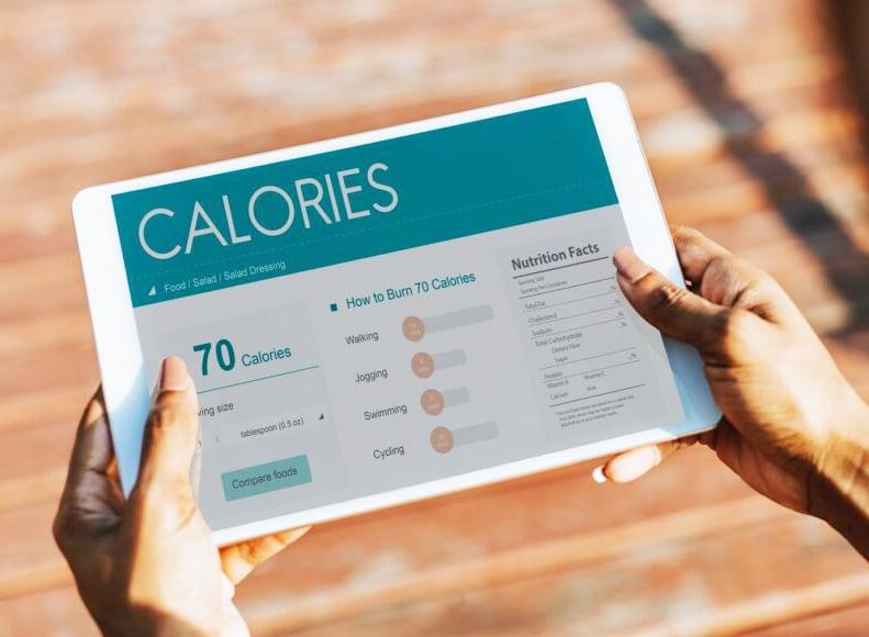 Räkna kalorier gä ner i vikt efter graviditeten