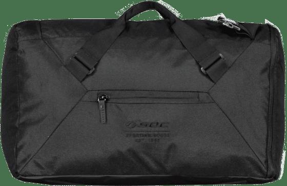 Gymbag billig träningsväska svart