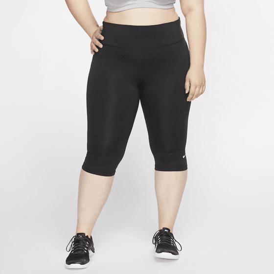 korta träningstights storlek xl plus size tights nike