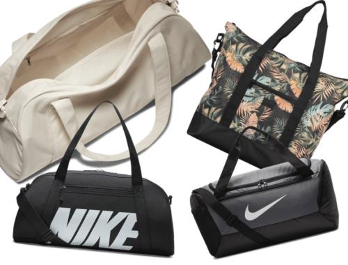 Snygg träningsväska praktisk gymbag