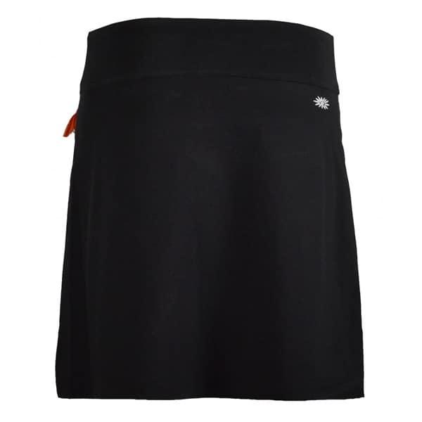 Svart kjol outdoor träning kjol