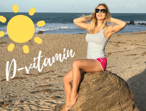 d-vitaminbrist i Sverige vitamin d tillskott