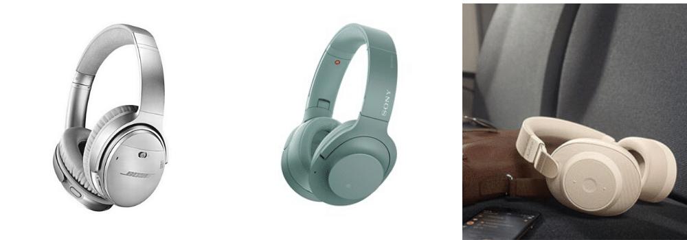 brusreducerande hörlurar bäst i test för träning