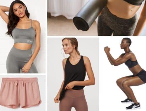 Billiga träningskläder och sportkläder billigt