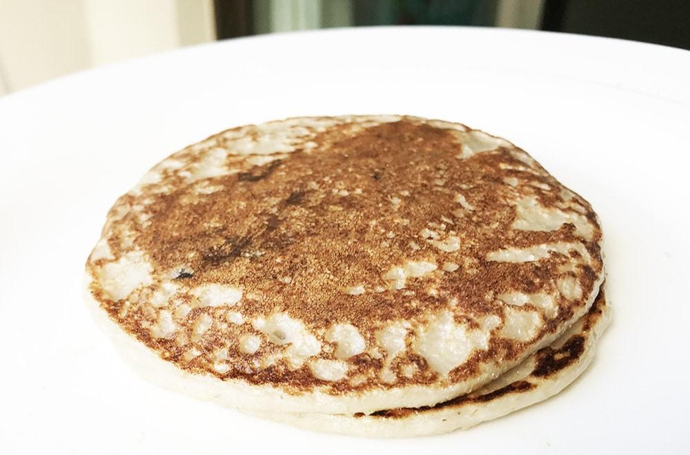 äggfria pannkakor utan ägg och mjölk