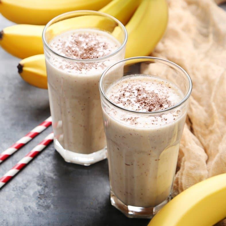 shake ärtprotein smoothie recept