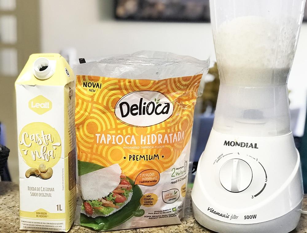 ingredienser veganska pannkakor istället för ägg ersättning