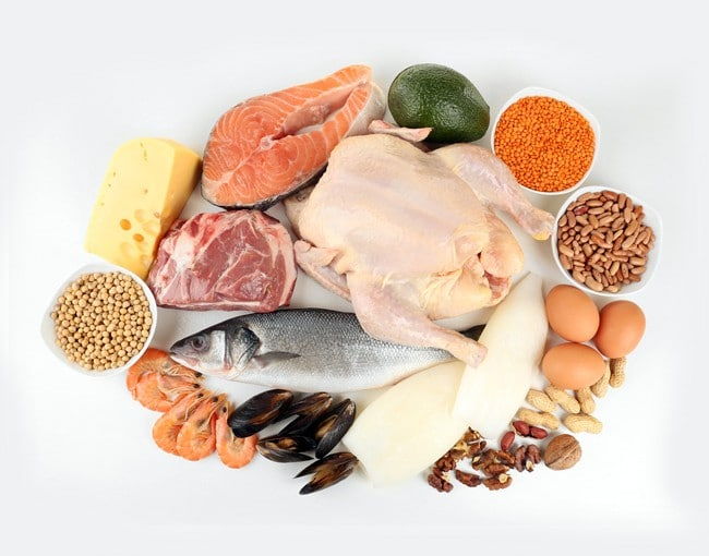magra bra proteinkällor, magert protein
