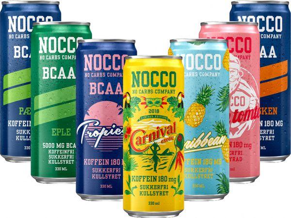 Nocco dåligt sötningsmedel ökat sötsug