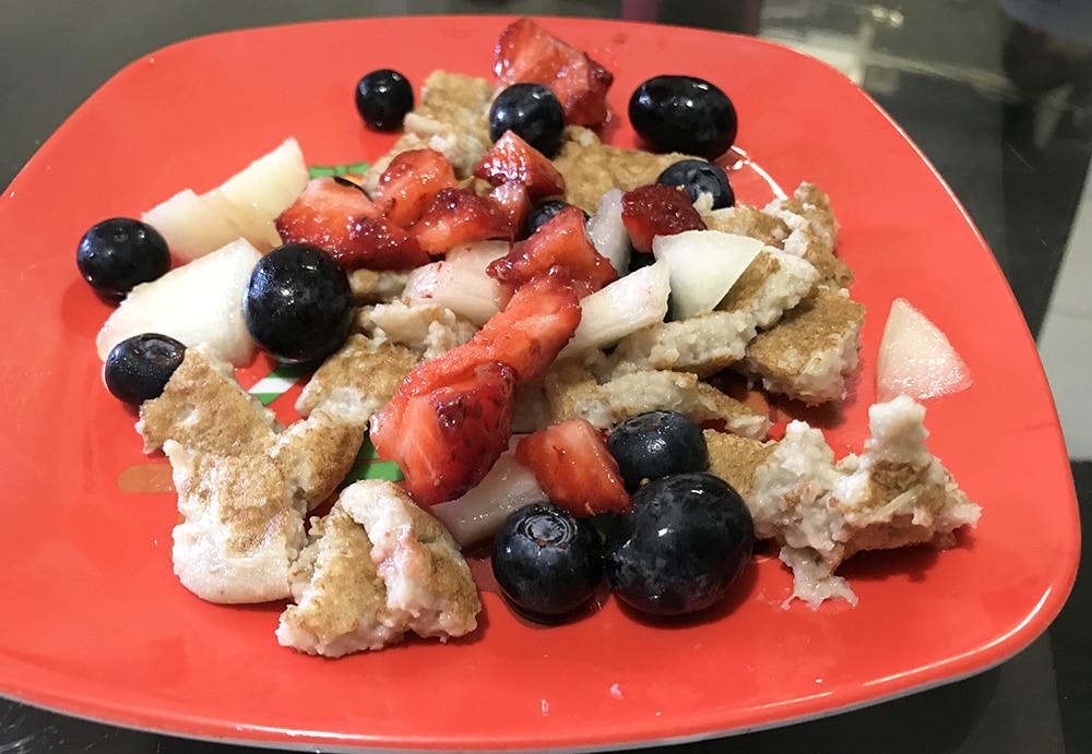 veganska pannkakor barn glutenfria