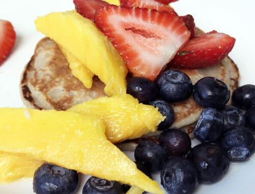 veganska pannkakor recept glutenfria bananpannkakor