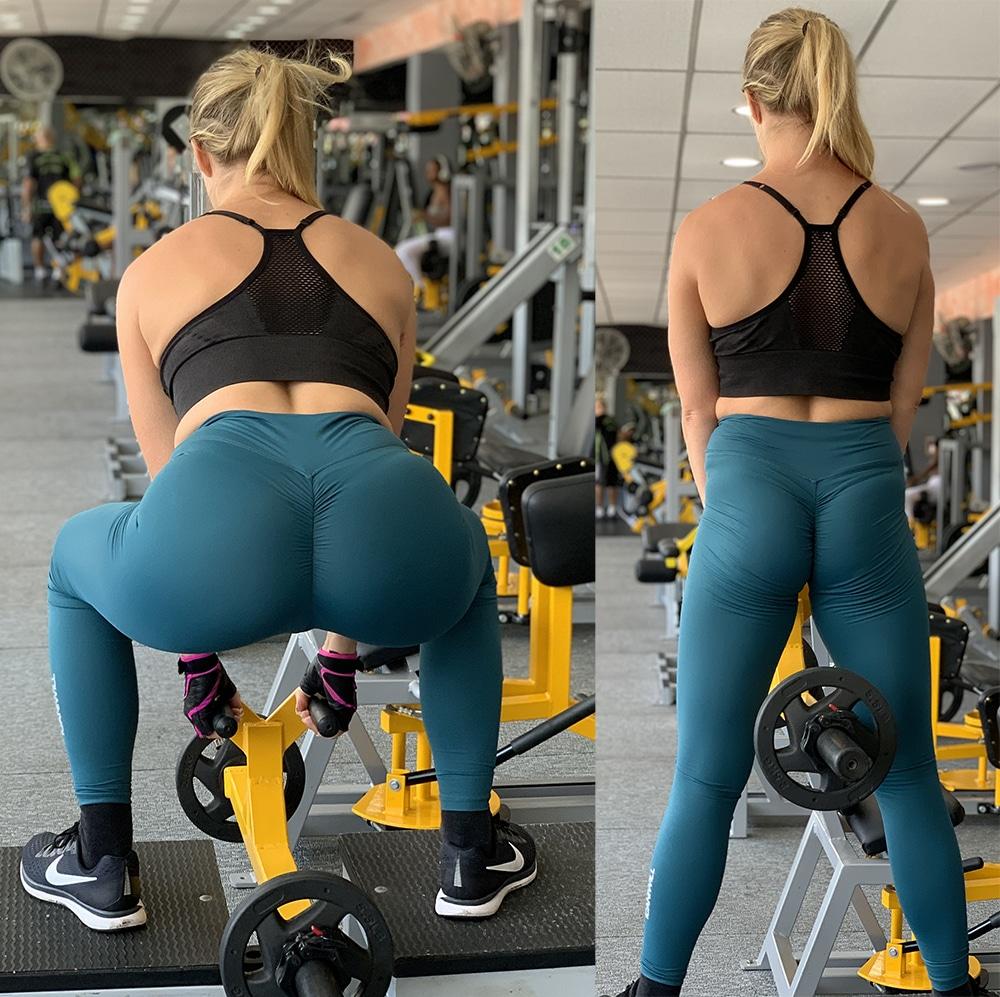 Hur gör man sumo squats