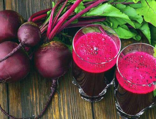 rödbetsjuice recept med rödbetor
