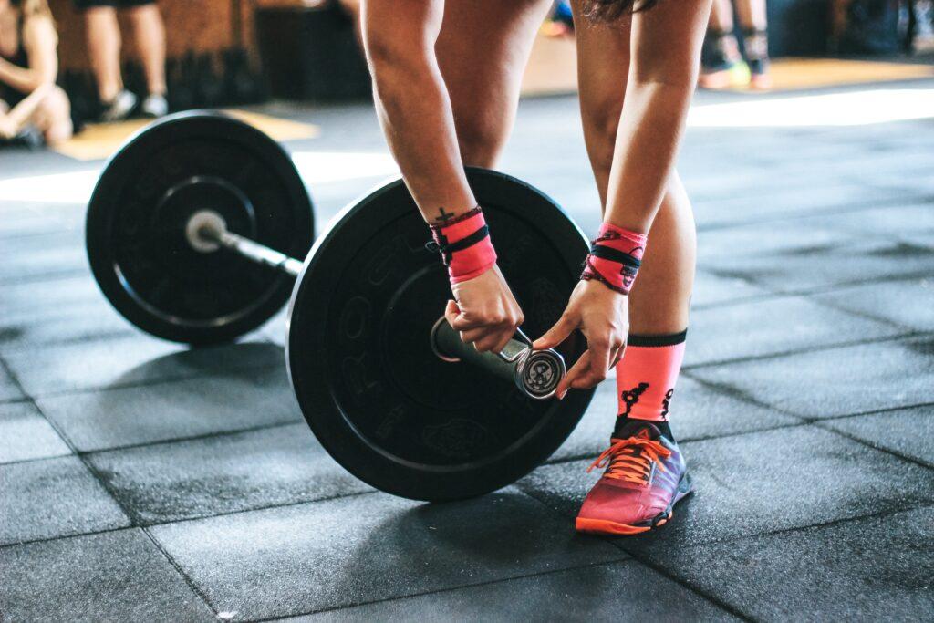 träna på gym första gången