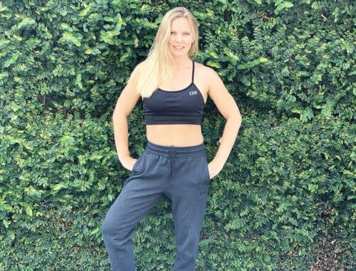 träningsbyxor dam sweatpants