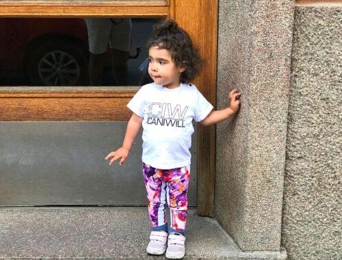 Träningskläder barn träningstights