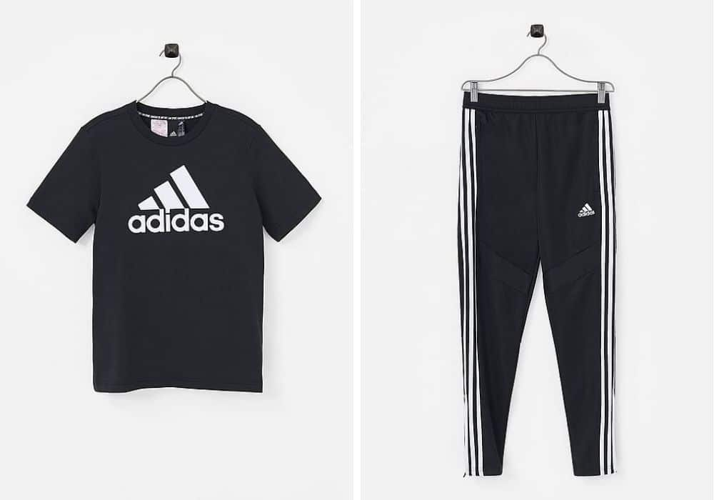 Adidas träningskläder för barn