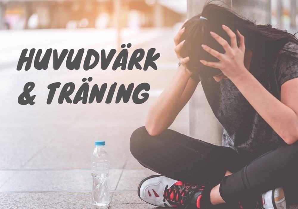 Huvudvärk träning