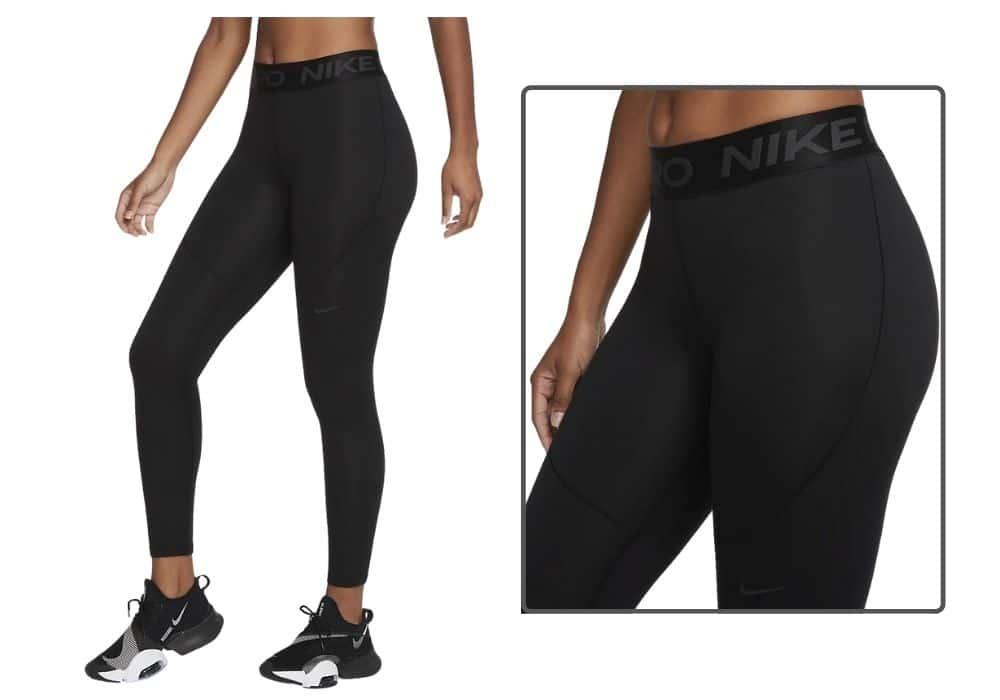 Fodrade träningstights från Nike