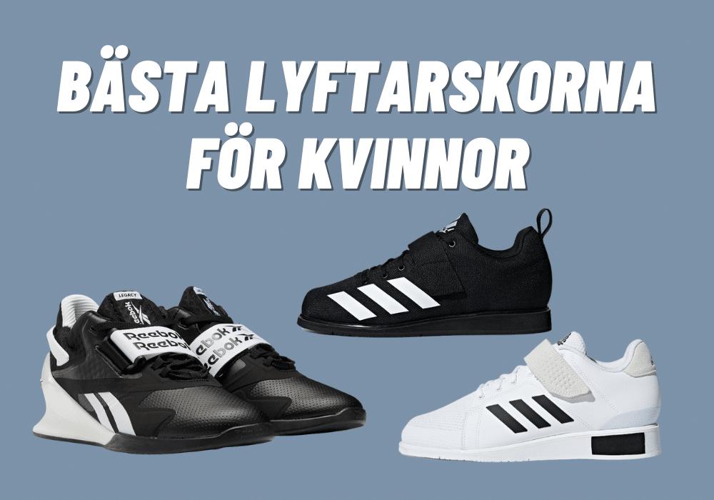 Bästa lyftarskorna dam adidas reebok crossfit skor