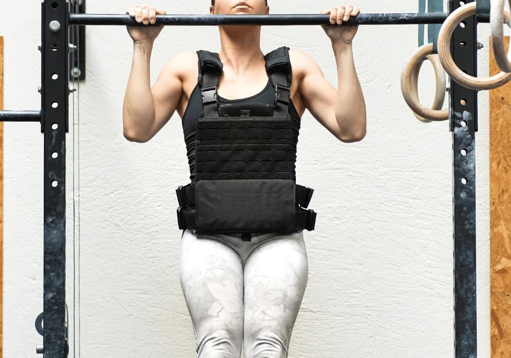 Viktväst bäst i test 10 15 20 kg