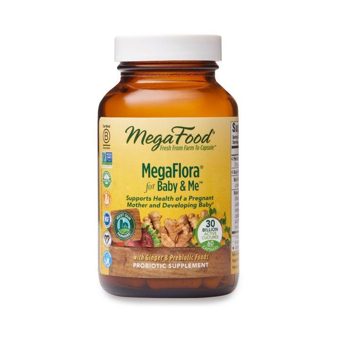 probiotika gravid amning megaflora baby me