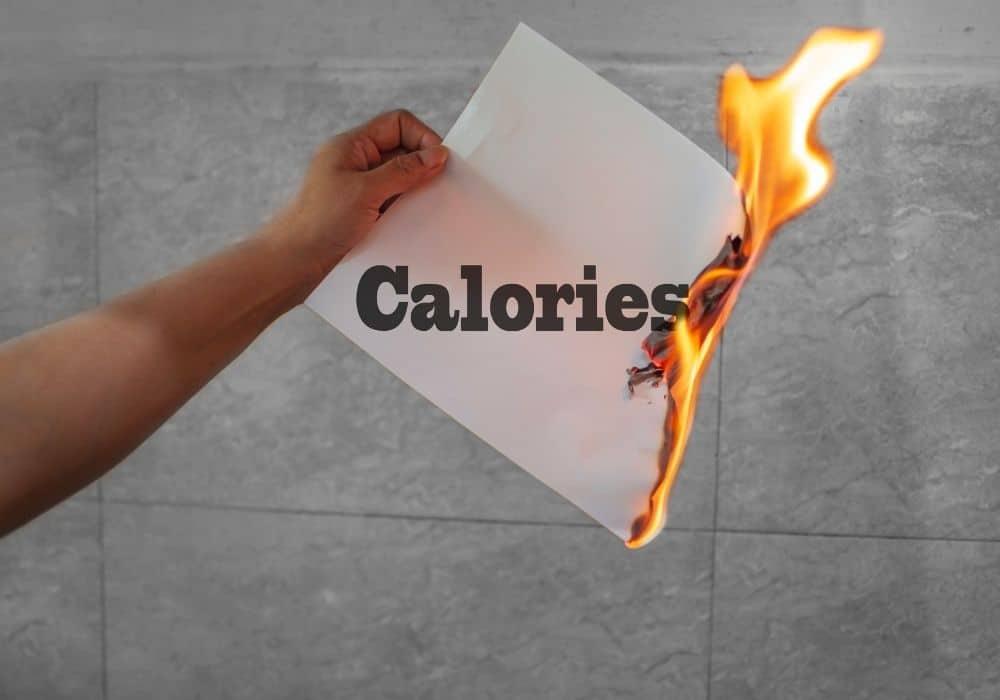 Hur många kalorier ska man bränna per dag