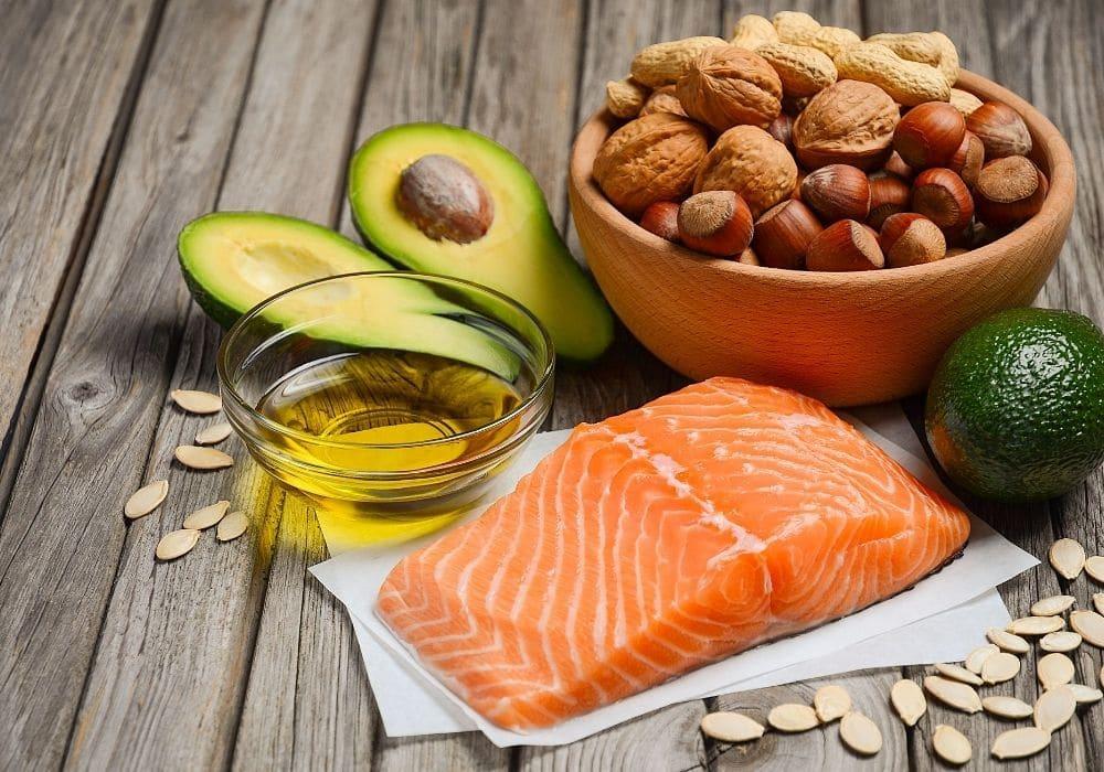 Enkelomättat fett lista exempel