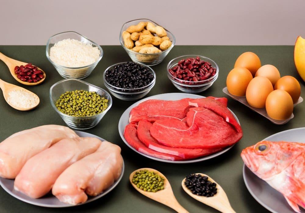 Hur mycket protein per dag ska man äta