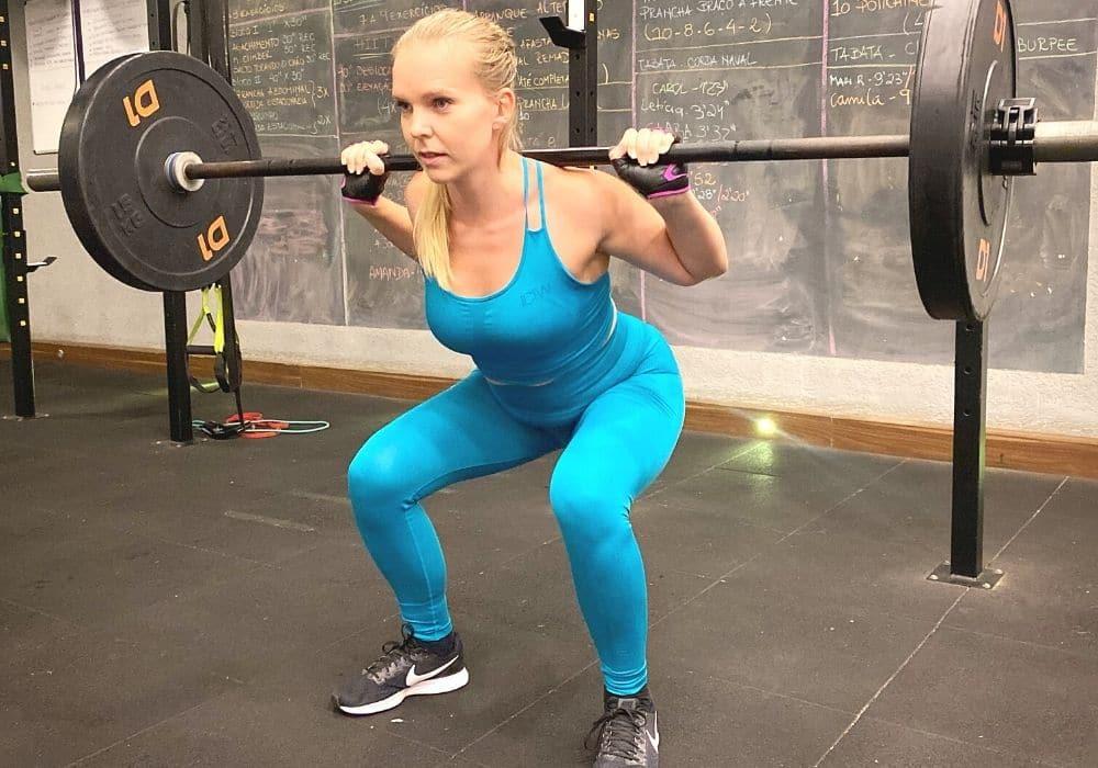 I Can I Will set träningskläder tights sportbh dynamic seamless