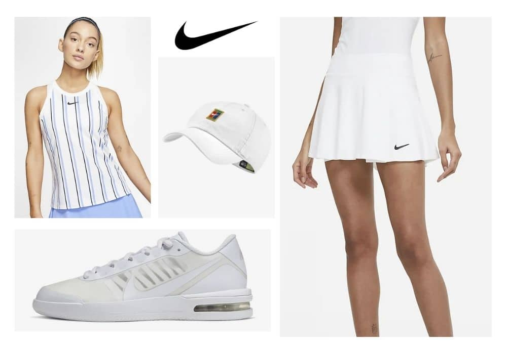 tenniskläder tennis outfit träning