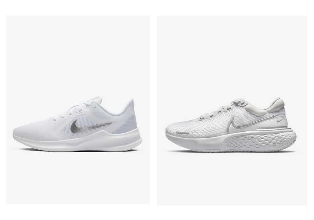 Nike vita träningsskor