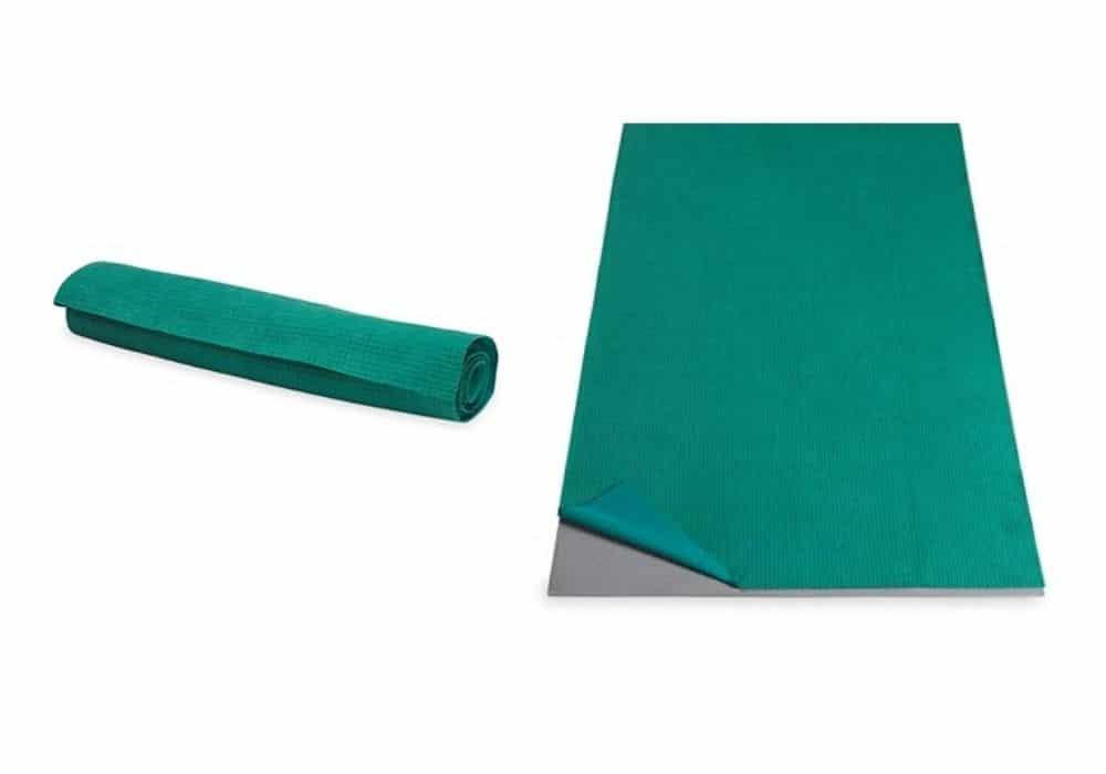 yogahandduk grön