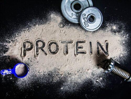 Proteinrik mat med mest protein lista