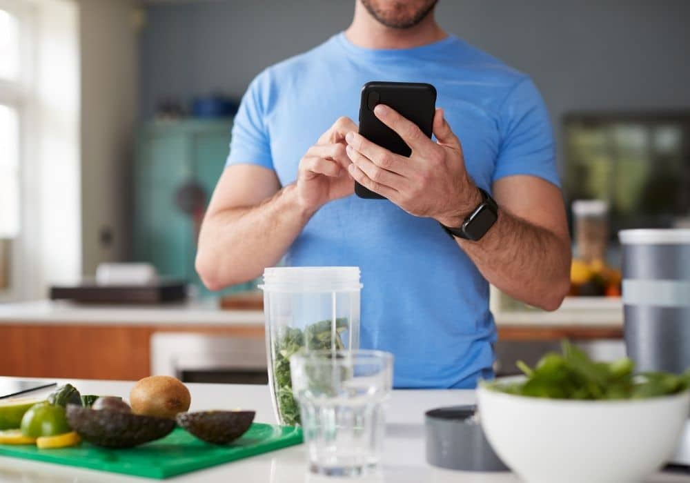 Räkna kalorier app bästa appen gå ner i vikt